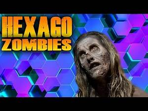 NEW ZOMBIE MAP! HEXAGO! (Call of Duty Zombies)
