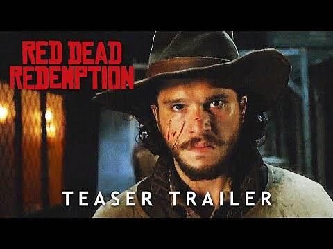 RED DEAD REDEMPTION (2021) Movie Trailer Concept - Kit Harrington Live-Action Red Dead Movie
