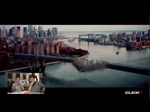 Click TV - Jack and Daniel dissect The Dark Knight Rises Journey Trailer