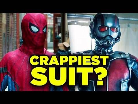 Spider-Man Suit Flawed? WORST Superhero Suits!   BQ