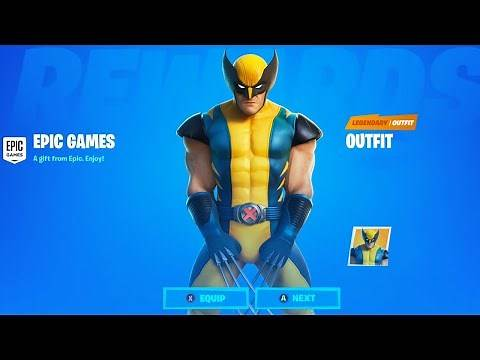 How To Unlock Wolverine Fortnite (FASTEST WAY) - Complete All Wolverine Challenges
