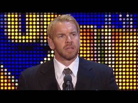 Christian inducts Edge into the WWE Hall of Fame - April 2, 2012