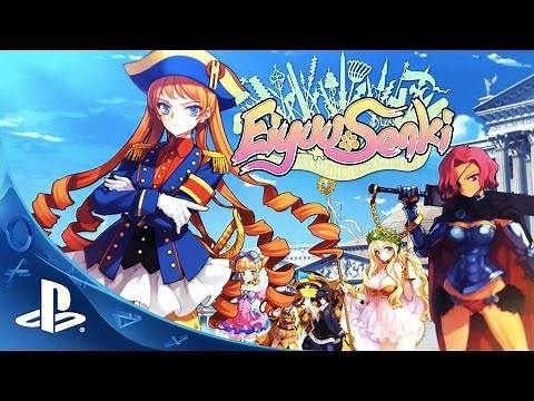 Eiyuu Senki - The World Conquest Opening Trailer | PS3