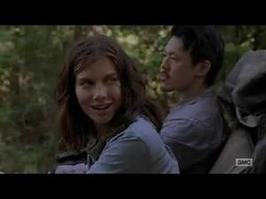 Jed & The Saviors Stop Maggie ~ The Walking Dead 9x03