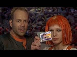 Remembering the Crazy Scenes of The Fifth Element
