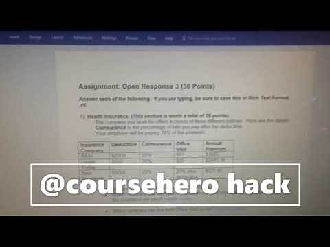 How to unblur texts on coursehero, Chegg and any other website!!! | Coursehero hack