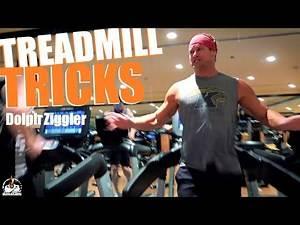 Dolph Ziggler Treadmill (TRICKS!)