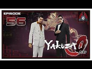 Let's Play Yakuza 0 With CohhCarnage - Episode 56