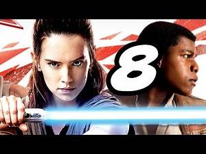 Star Wars Episode 8 The Last Jedi New Trailer Footage Explained
