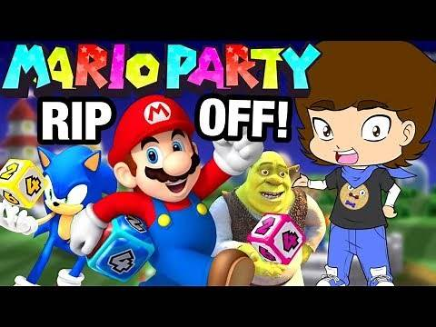 Mario Party RIP OFFS! - ConnerTheWaffle