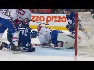 Montreal Canadiens vs Toronto Maple Leafs - February 25, 2017 | Game Highlights | NHL 2016/17