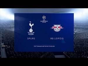 FIFA 20 Predicts: Champions League Round of 16 | Tottenham vs RB Leipzig