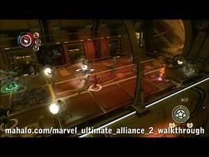 Marvel Ultimate Alliance 2: Walkthrough - Prison Part 4