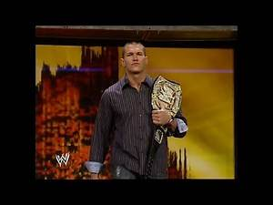 Randy Orton, Ric Flair & Mr. McMahon Segment | RAW Nov 26, 2007