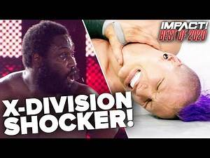 Willie Mack Captures GOLD in X-Division Classic!   IMPACT Wrestling Best of 2020
