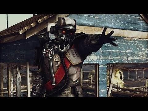 Fallout New Vegas Armor Mod [VGU Armor Sampler 3 - dragbody]