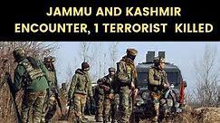 Encounter in Shopian, Jammu and Kashmir; 1 Terrorist Killed |NewsX