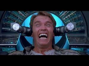 Total Recall Movie Clip Arnold One Liners