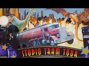 Backstage Studio Tour Behind the Magic, Disneyland Paris Walt Disney Studios Park Catastrophe Canyon