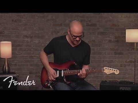 Player Series Stratocaster Demo | Fender