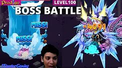 Dark Tower Floor 100 : Final Boss Battle: Epic V/S Mira Shade 2020: 1DoctorGenius Prodigy Math Game: