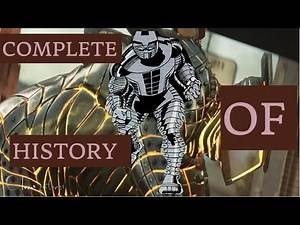 Asgardian Threat - Complete History Of The Destroyer (Magical Armor)