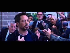 """Iron Man 3"" Movie Review"