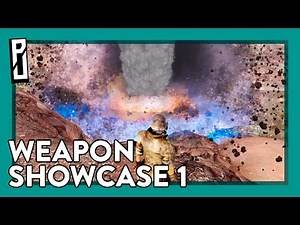 WEAPON SHOWCASE 1 - Fallout New Vegas [Mod Review]