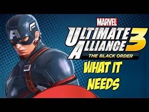 The Potential of Marvel Ultimate Alliance 3