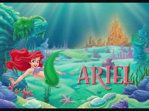 The Little Mermaid - Les Poissons