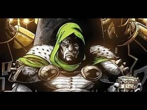 Why Dr.Doom Is The Best Comic Book Villain