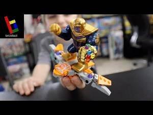 BOOTLEGO Thanos Hosts Polybag Wednesday