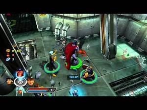X-Men Legends II: Rise of Apocalypse - Gameplay PS2 HD 720P (PCSX2)