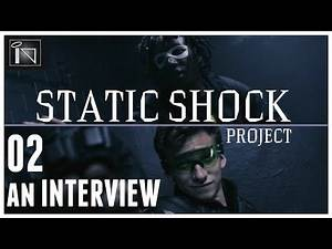 STATIC SHOCK [Live Action] Q&A 02-What Have You Learned?