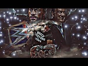 Roman Reigns WWE Theme Song •The Truth Reigns• Performance Center Arena Effects 2020 HQ #WWE