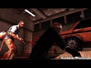 Manhunt 2 Executions (PC) » Shovel Level 1
