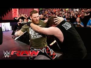 Neville vs. Kevin Owens: Raw, March 7, 2016
