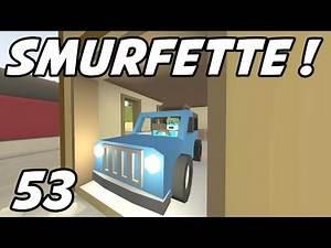 "UNTURNED - E53 ""Smurfette's Garage!"" (Russia Map Role-Play)"