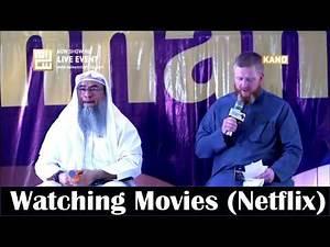 Watching Movies / Netflix - Assim al hakeem