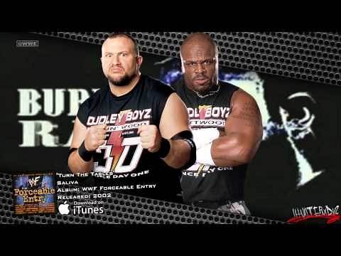 "WWE [HD] : The Dudley Boyz 7th Theme - ""Turn The Tables"" By Saliva + [Download Link]"