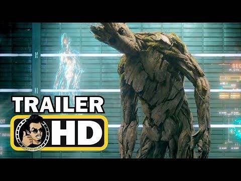 GUARDIANS OF THE GALAXY (2014) - Official Trailer #1 |FULL HD| Marvel Superhero Movie