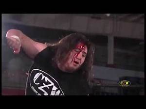 [FREE MATCH] CZW Cage Of Death 19: Matt Tremont Vs Jimmy Lloyd
