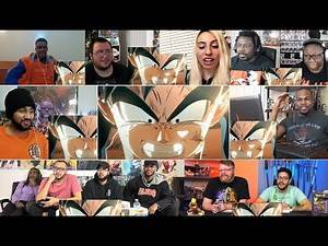 DRAGON BALL GAME – PROJECT Z: Announcement Trailer REACTION MASHUP