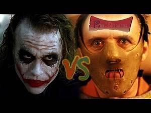 The Joker vs. Hannibal Lecter! - Reel Debates Ep. 6