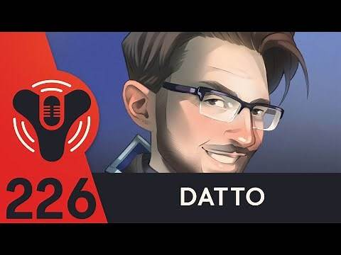 Destiny Community Podcast Ep. 226 - New Destiny Universe TV Shows and Games?!? ( Ft. Datto )