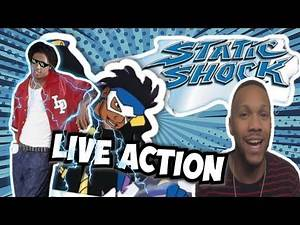 Static Shock Movie (My Casting Choices)