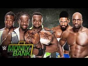 WWE Money In The Bank 2015 Preview: WWE Tag Team Championship Match: New Day vs PTP