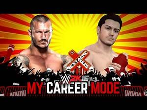 """WWE 2K16 My Career Mode - Ep. 54 - """"EXTREME RULES!! TITLE MATCH!!"""""""