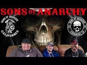 """SONS OF ANARCHY SEASON 5 EPISODE 10 REACTION """"Crucifixed"""""""