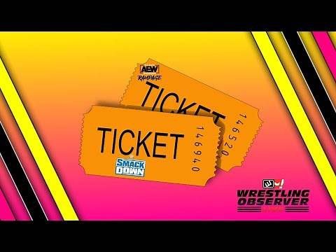 What to make of soft WWE and AEW ticket sales, more on Friday head-to-head: Wrestling Observer Live